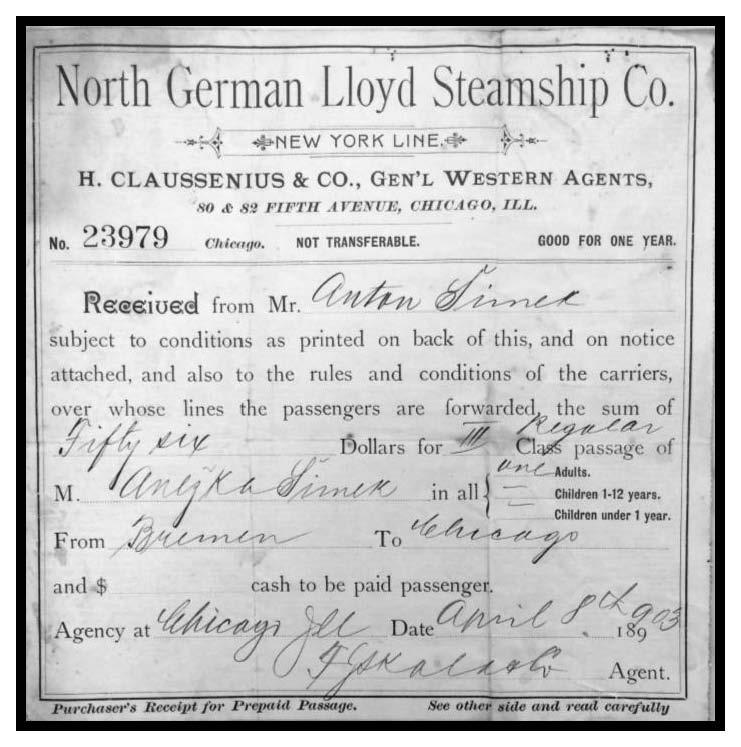 Ellis Island Name Change Myth